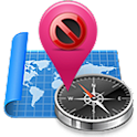 Location Tracking Block icon