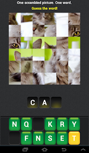 Puzzle Words - What's the Word - screenshot thumbnail