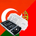 Turkish Portuguese Dictionary icon