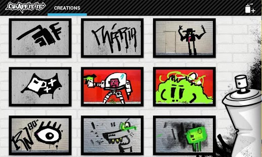 Graffit It - graffiti anywhere- screenshot thumbnail