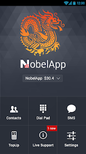 Nobel App - screenshot thumbnail