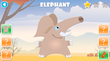 Screenshot of KIDS SHAPES MATCH for Toddlers