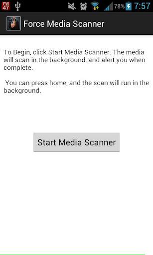 玩免費工具APP|下載Force Media Scan app不用錢|硬是要APP