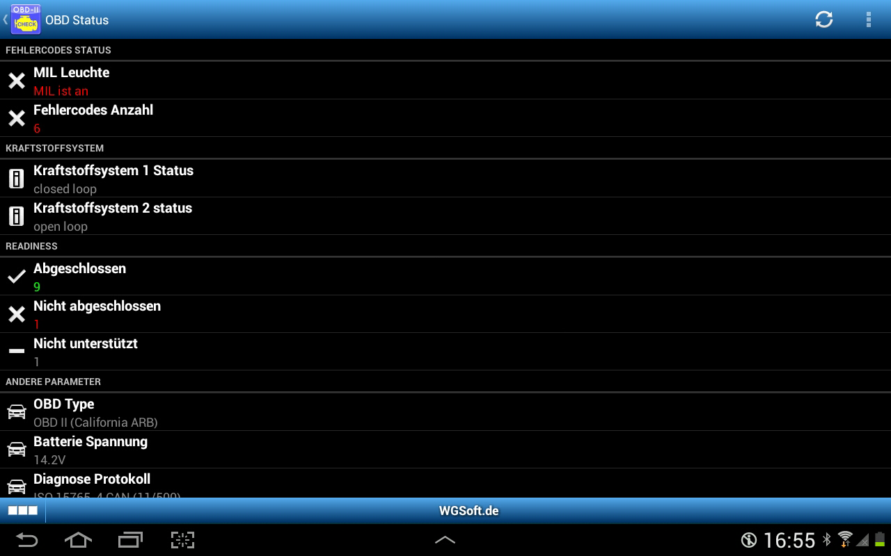 ScanMaster Lite - screenshot