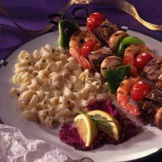 Steak And Shrimp With Pasta Recipes.