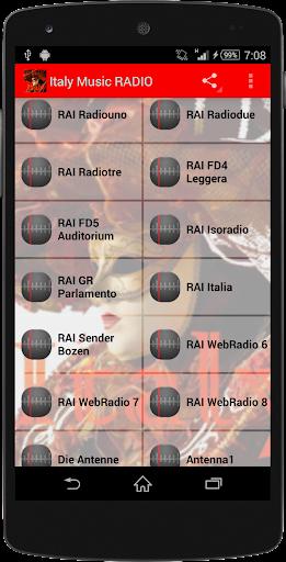 Italy Music RADIO