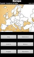 Screenshot of Country Name - Europe