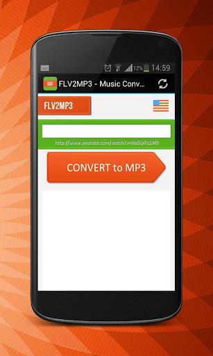 FLV2MP3 - Music Converter