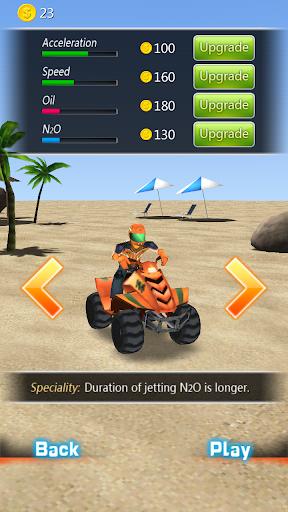 Speed Moto Beach Crazy Racing