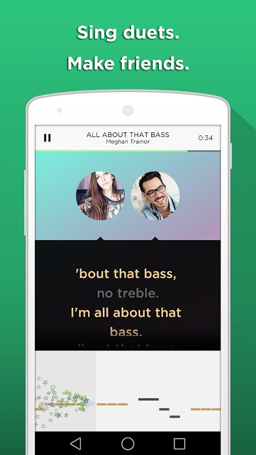 Sing! Karaoke by Smule - screenshot