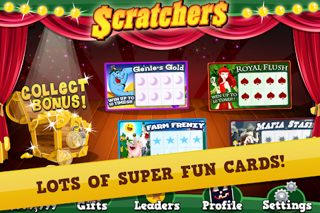 Scratch Off Lottery Tickets- screenshot thumbnail