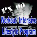 PX 90 Workout Program Info logo