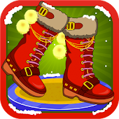 Christmas Shoes Maker 1