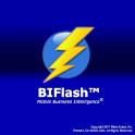 BI Flash logo
