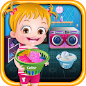 Baby Hazel Laundry Time icon