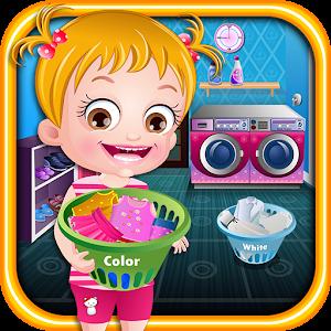 Baby Hazel Laundry Time 休閒 App Store-愛順發玩APP