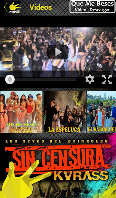 #5. Grupo Kvrass (Android)