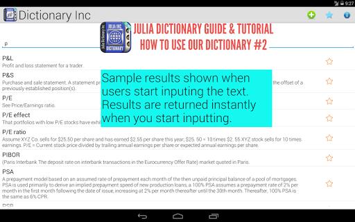 【免費書籍App】English Tamil Dictionary-APP點子