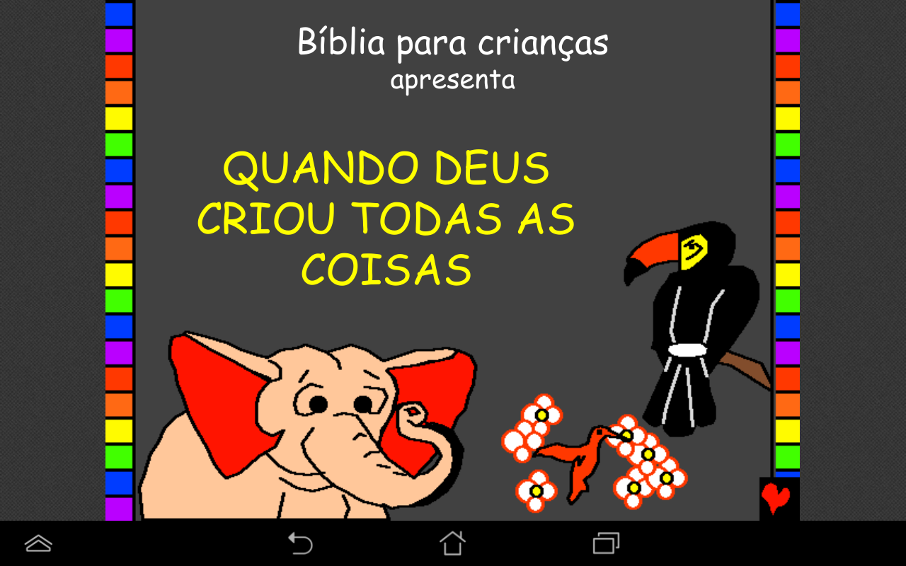 children bible in portuguese android apps on google play