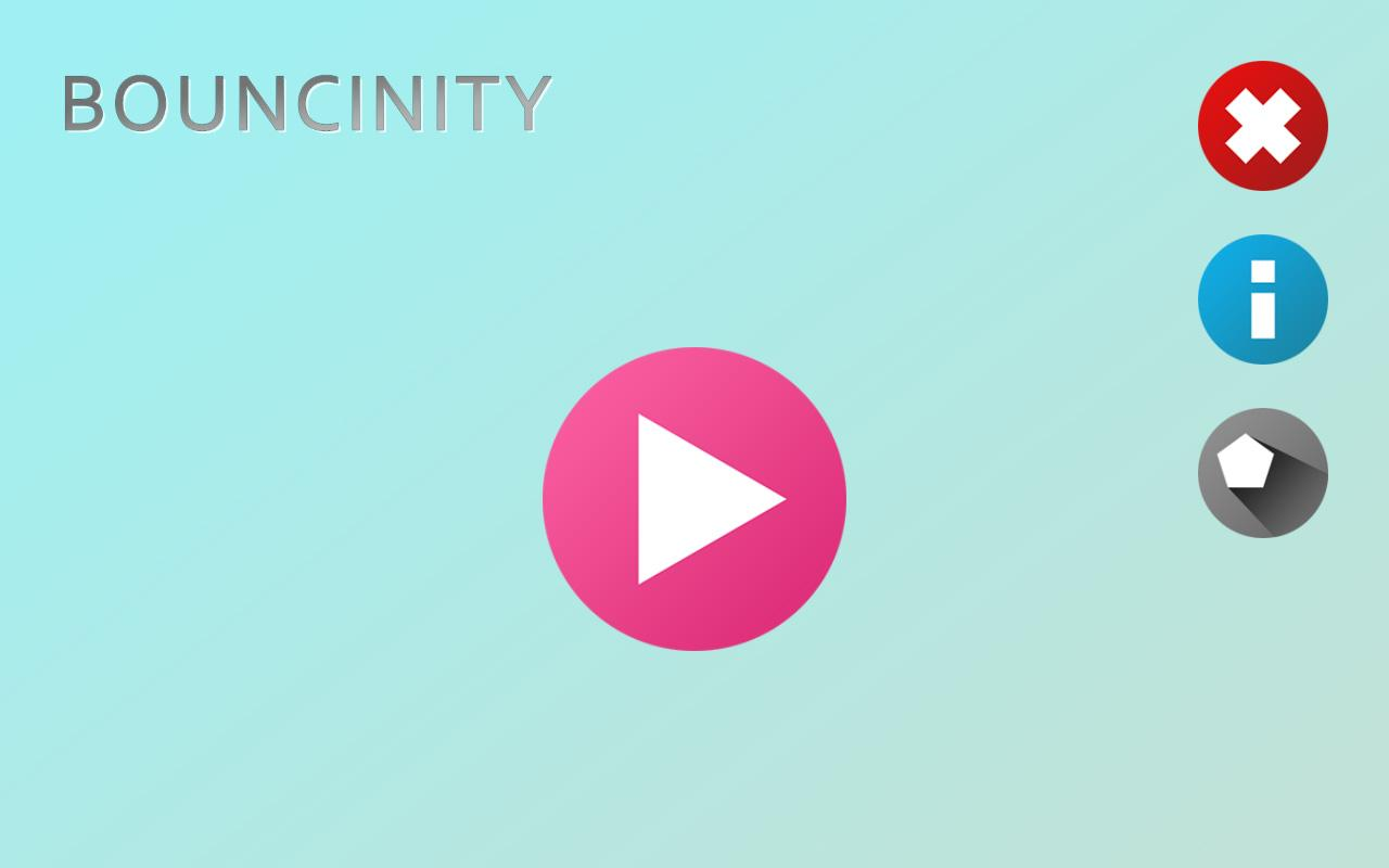 Bouncinity- screenshot
