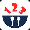 Calorie123 icon