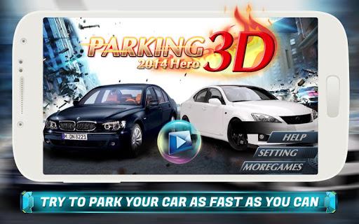 Parking 3D 2014 HERO