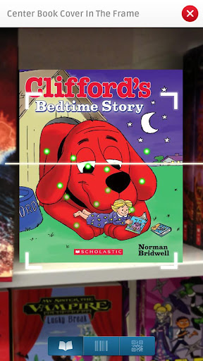 Scholastic Book Fairs Screenshot