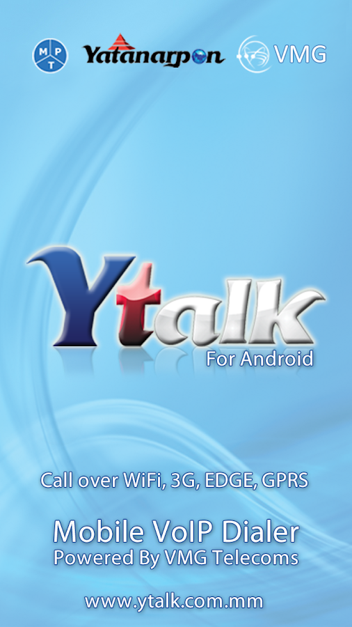 YTALK HD- screenshot