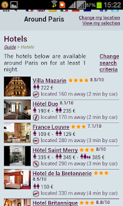 France Travel Guide screenshot 3