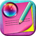 CapPic Add Text to Photo icon