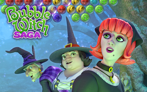 Bubble Witch Saga 3.1.30 screenshots 10