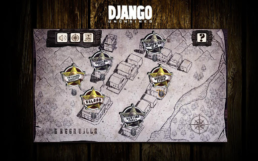 Django's Bounty Hunter 1800 0.9.5