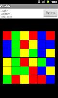 Screenshot of Colotrix
