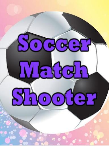 【免費體育競技App】Soccer Match Shooter-APP點子