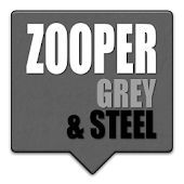 Zooper Grey & Steel