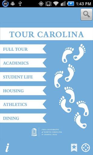 Tour Carolina