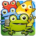 The Froggies Game logo
