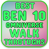 Ben 10 Omniverse Walkthroughs