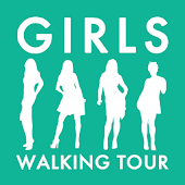 Girls Walking Tour