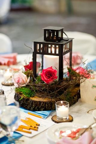 Wedding Centerpiece Ideas