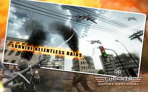 Gunship Gunner Destroyer- screenshot thumbnail