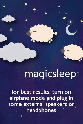 Magic Sleep Lite- screenshot