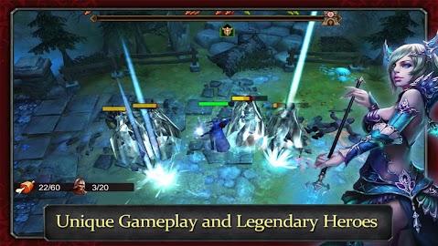 Demonrock: War of Ages Screenshot 6