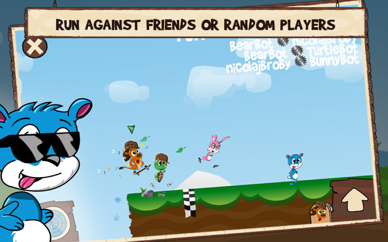 Fun Run - Multiplayer Race - screenshot