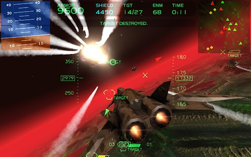 Fractal Combat X - screenshot thumbnail