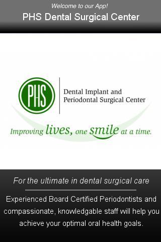 PHS Dental Surgical Center