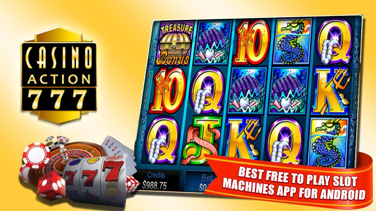 Casino Action - screenshot