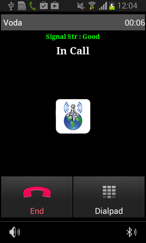 CITY DIALER- screenshot