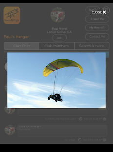 SocialFlight- screenshot thumbnail