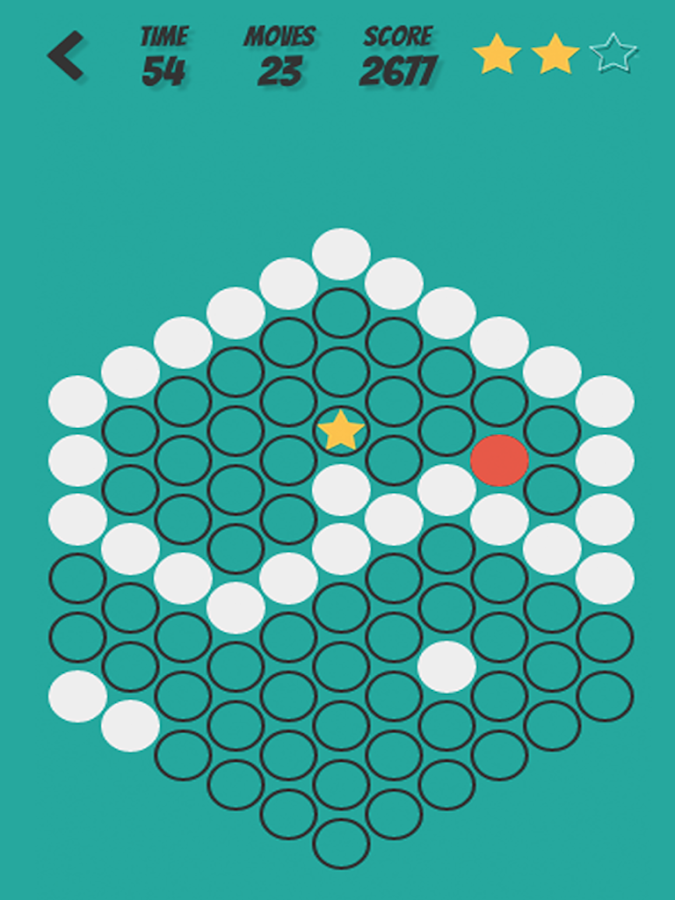Encircle The Circle- screenshot